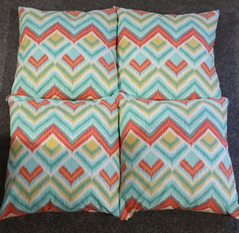 DIY Pillow Cases with Velcro Closures