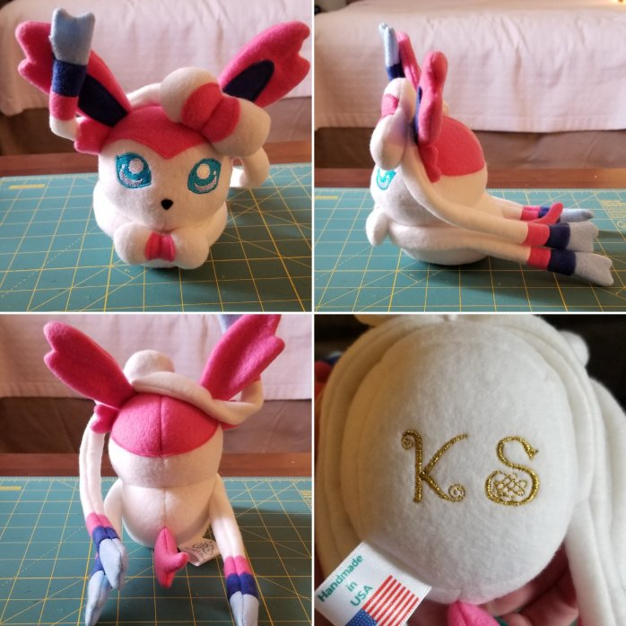 Sylveon plushie